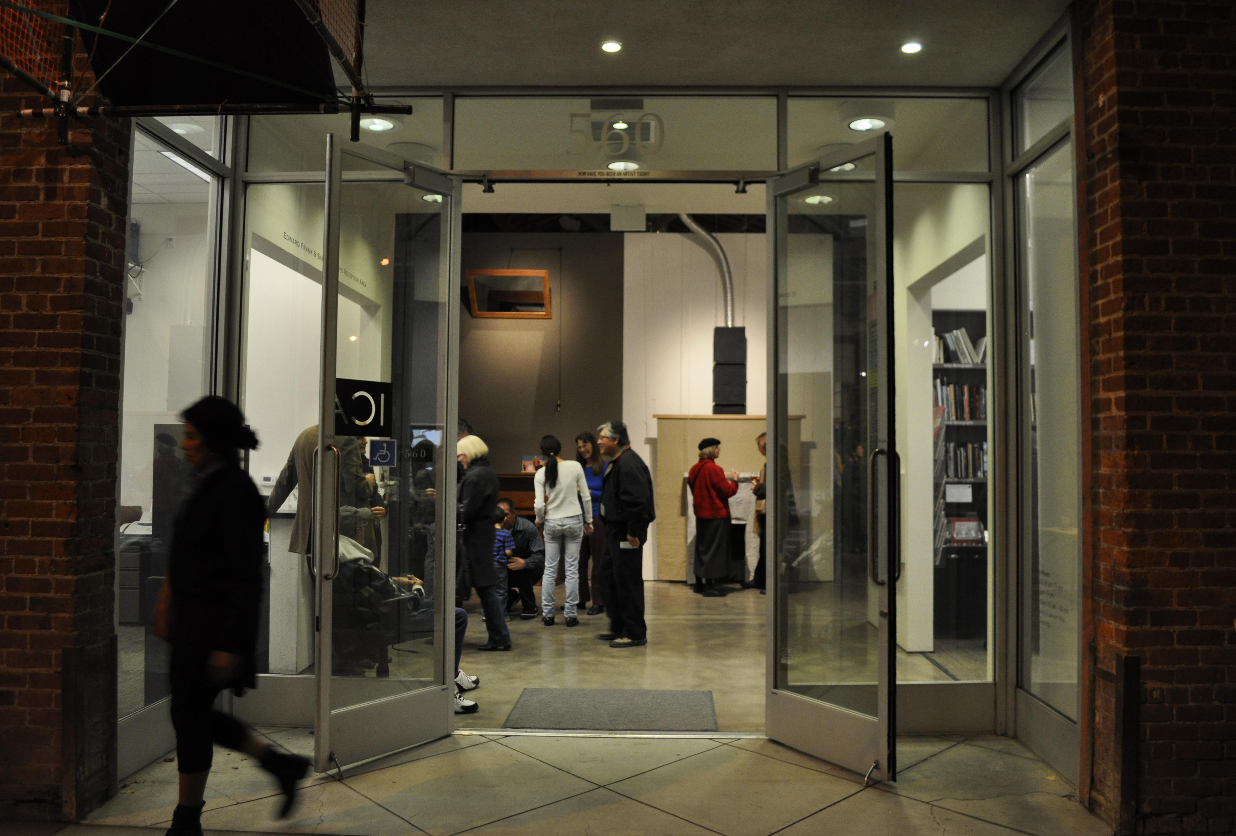 San Jose Institute of Contemporary Arts SJICA