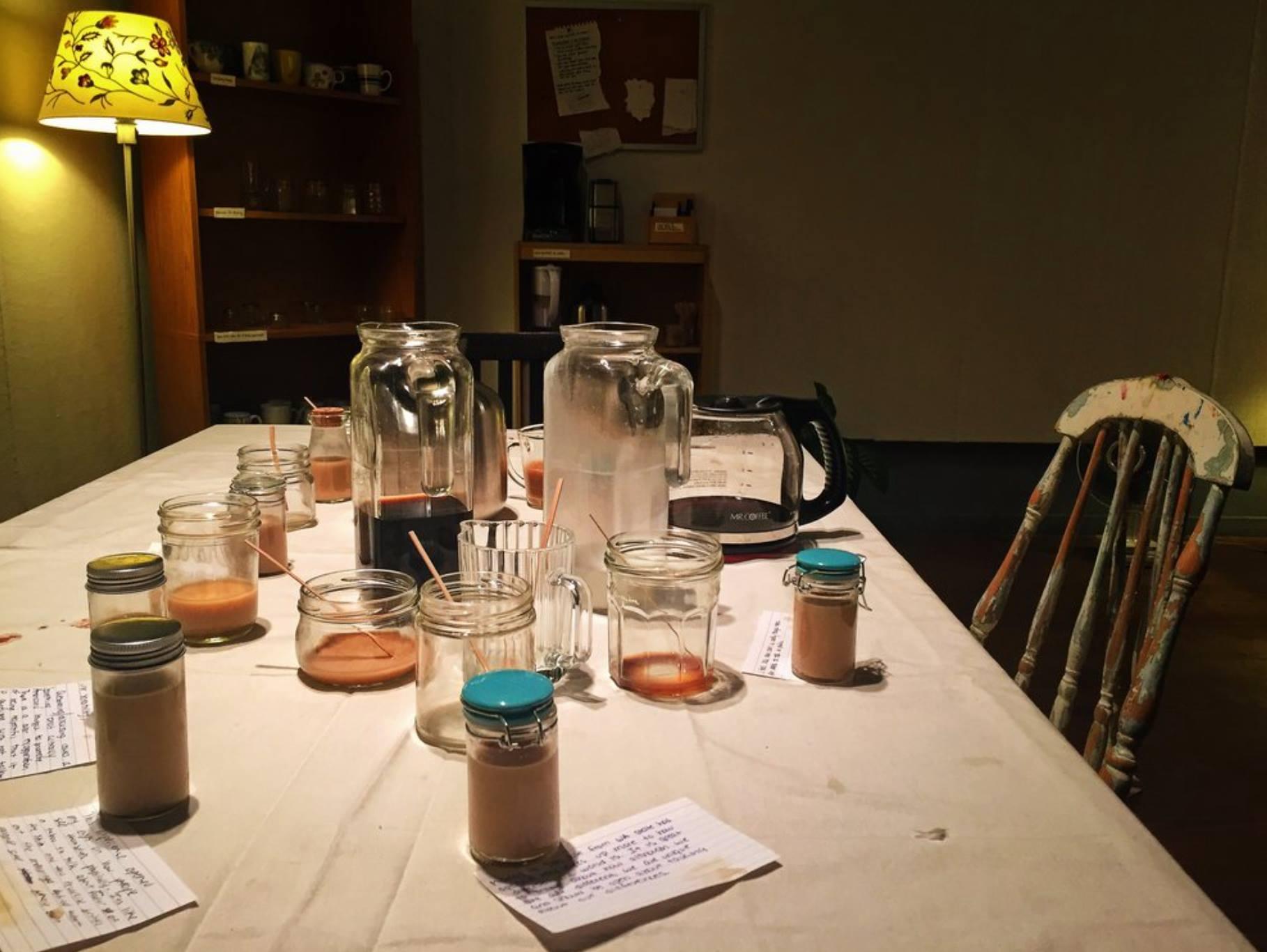 Carmina Eliasson: Cafe con Leche