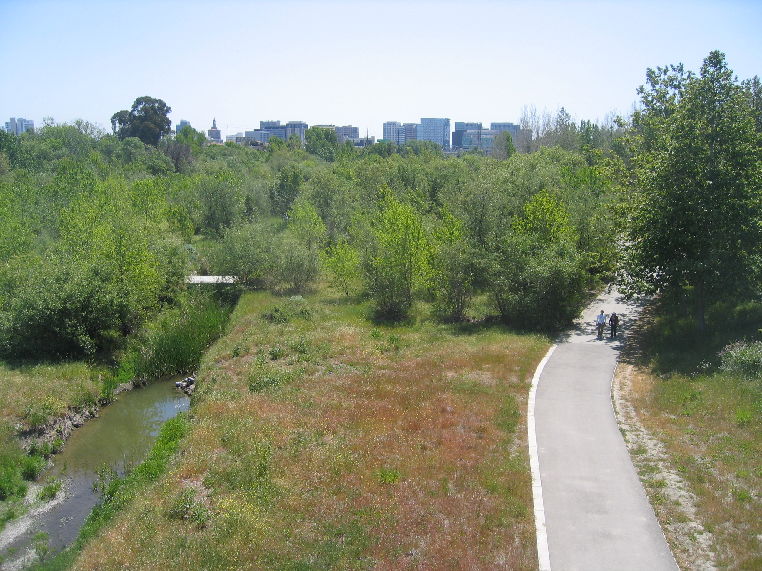 Guadalupe river trail