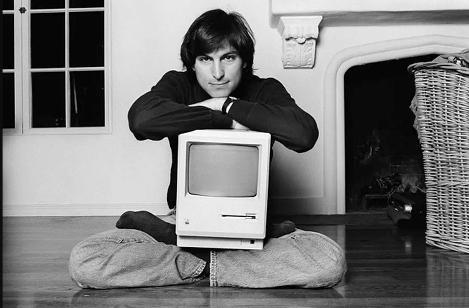 First Macintosh Computer
